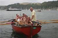 Dartmouth Royal Regatta Events - Local Rowing Heats