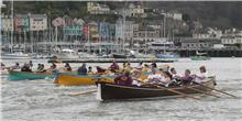 Dartmouth Royal Regatta - Local Rowing Semis & Long Distance Whaler Race