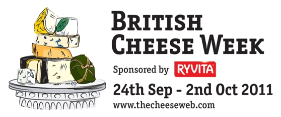 British Cheese Week 24th Sept – 4th Oct