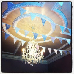 Easy Bunting Workshop at Made It