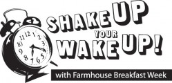 Farmhouse Breakfast Week 2012