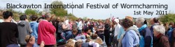 30th Blackawton International Worm Charming Festival