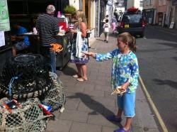 South Devon Crab Festival at Alf's