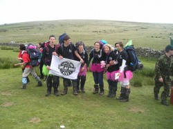 Ten Tors Challenge, Dartmoor