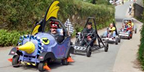 East Allington Wacky Races