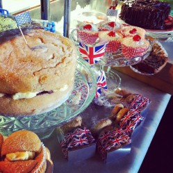 Alf's Afternoon Tea for Dartmouth Indoor Pool