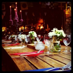 The Organisation - Dart Music Festival Rustic Supper *SORRY-ALL SOLD OUT*