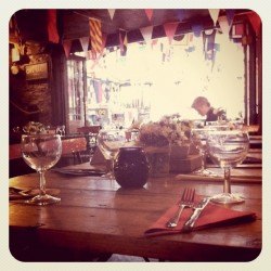 Kenyon & Burgess - Dart Music Festival Rustic Supper **SOLD OUT, SORRY**