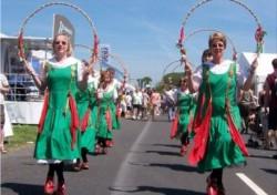 Green Willow Clog Dancers