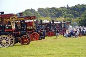 Torbay Steam Fair - Brixham