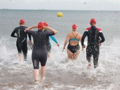 Agatha Christie One Mile Sea Swim