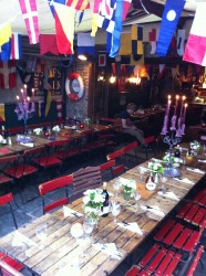 Alf's Regatta Suppers – Friday 30th August - TOTALLY SOLD OUT, SORRY!  LEFT
