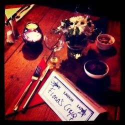 Craig Milverton Trio with Eleisha May - Alf's Music Festival Rustic Supper