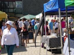 Totnes good Food Market