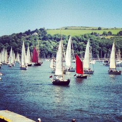 Port of Dartmouth Royal Regatta - Saturday 30th August
