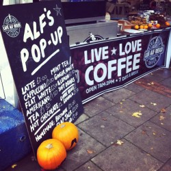 Alf's in the Avenue Pop Up