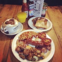 Farmhouse Breakfast Week 2015