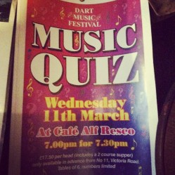 Dartmouth Music Festival Fundraising Quiz