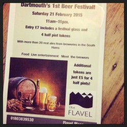 Dartmouth's First Beer Festival