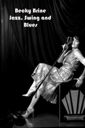 *SOLD OUT* Becky Brine Trio - Jazz, Swing & Blues, Music Festival Rustic Supper