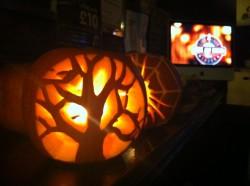 Alf's Half Term Pumpkin Fun