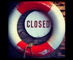 Cafe closed for essential maintenance
