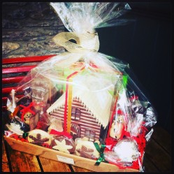 Alf's Christmas Chocolate Draw for Teenage Cancer Trust
