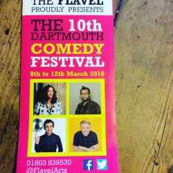 The 10th Dartmouth Comedy Festival