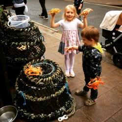 Alf's South Devon Crab Celebration