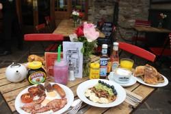 British Sausage Week 2016 at Alf's