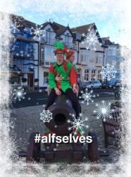 Alf's Elf Hunt...