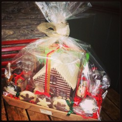 Alf's Christmas Chocolate Draw for Dartmouth & Kingswear Girl Guide Association