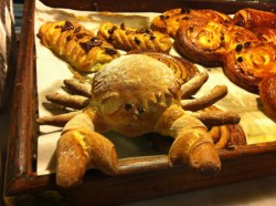 Crabs; from Sea to Sandwich......