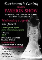 Dartmouth Caring Charity Fashion Show