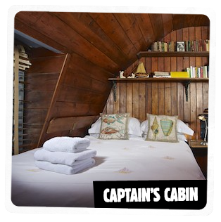 Captain's Cabin>